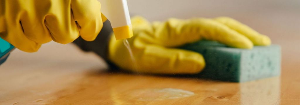workplace cleaning during covid
