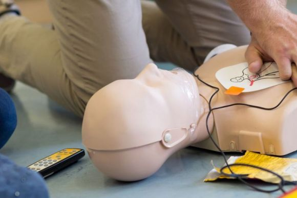 Emergency First Aid at Work Level 3 Award (RQF) - First Aid Training